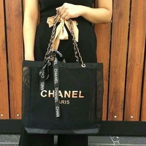 💯 Authentic Chanel VIP Gift Tote Bag